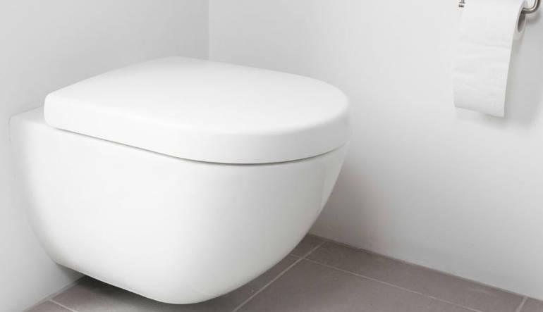 Comment habiller un WC suspendu?