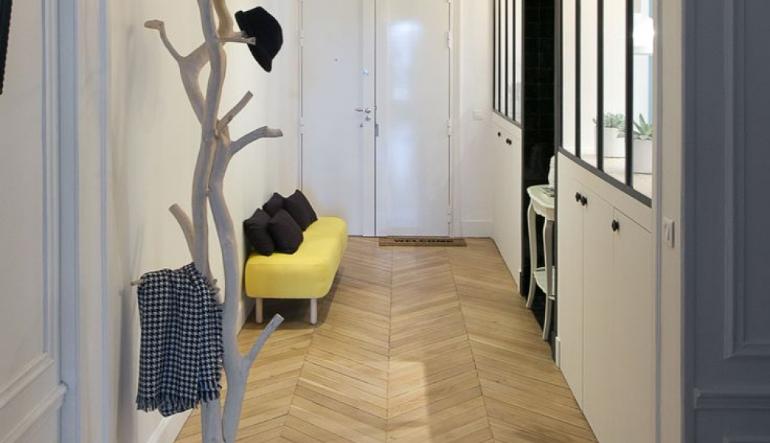 Comment aménager un long couloir ?