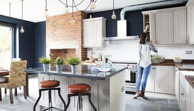 Quelles couleurs choisir pour une cuisine ouverte ?