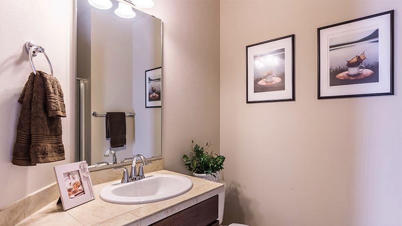 Déoration salle de bain