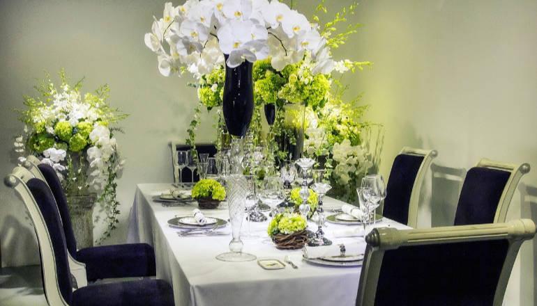 Décorer sa table en noir et blanc : nos 6 conseils