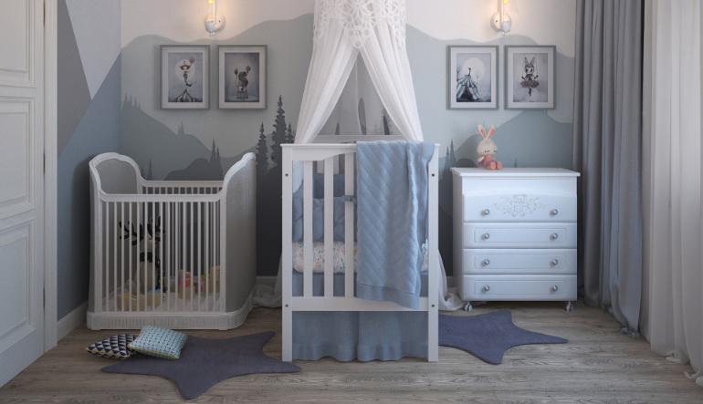Quelques idées au goût du jour pour décorer la chambre de votre bébé