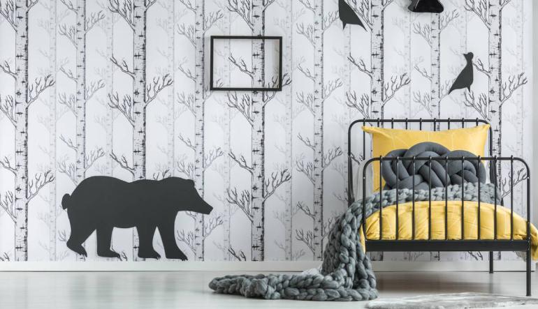 Les stickers: la nouvelle tendance pour décorer la maison
